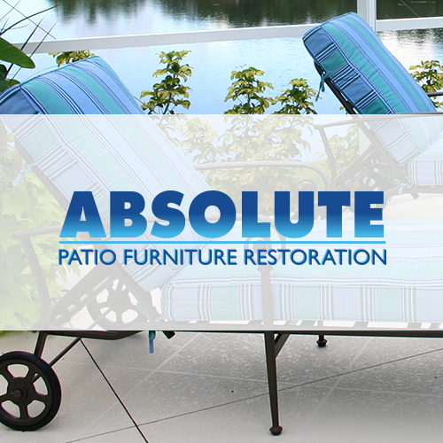 Patio Furniture Refinishing Fort Lauderdale: ABSOLUTE Patio Furniture Restoration